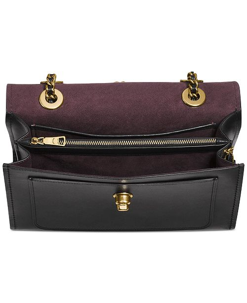 04c360c7a7a COACH Parker Small Shoulder Bag in Refined Leather & Reviews ...