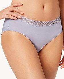 b.tempt'd Tied in Dots Lace-Waist Bikini 978238