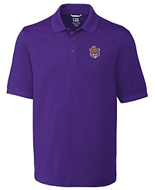 Cutter & Buck Men's LSU Tigers Advantage Polo