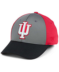 Top of the World Indiana Hoosiers Division Stretch Cap