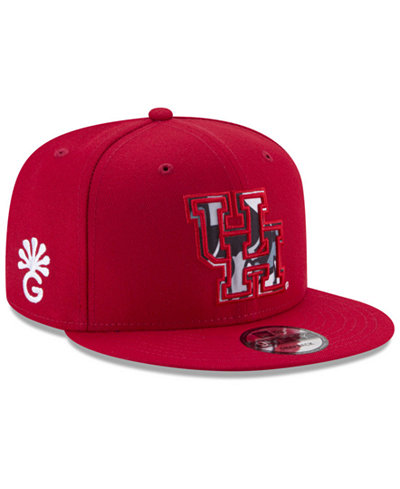 buy popular 6b007 05e48 ... czech new era houston cougars flores 9fifty snapback cap 7197c 9d050