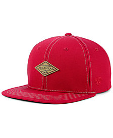 Top of the World Arkansas Razorbacks Diamonds Snapback Cap
