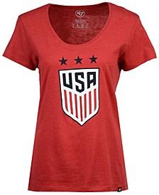 Women's USA National Team Crest Club T-Shirt