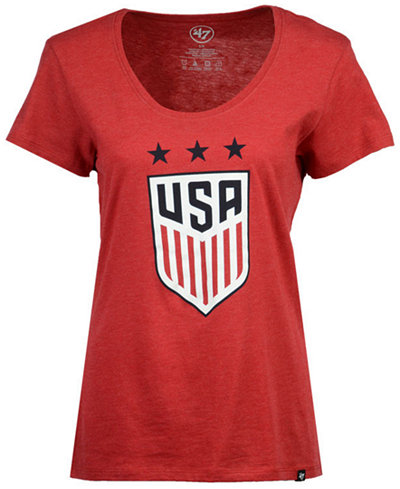 '47 Brand Women's USA National Team Crest Club T-Shirt
