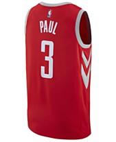 cf131ba47 Nike Men s Chris Paul Houston Rockets City Swingman Jersey