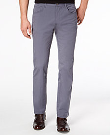 I.N.C. Men's Stretch Slim-Fit 5 Pocket, Created for Macy's
