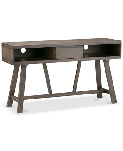 Baylie TV Stand, Quick Ship