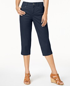 Style & Co Petite Capri Pants, Created for Macy's