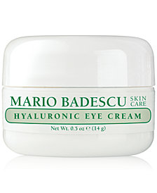 Mario Badescu Hyaluronic Eye Cream, 0.5-oz.