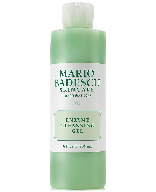 Mario Badescu Enzyme Cleansing Gel, 8-oz.