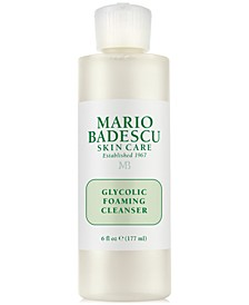 Glycolic Foaming Cleanser, 6-oz.
