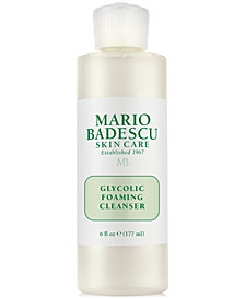Mario Badescu Glycolic Foaming Cleanser, 6-oz.