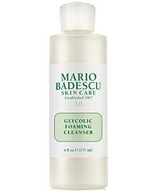 Mario Badescu Glycolic Foaming Cleanser, 6-oz.