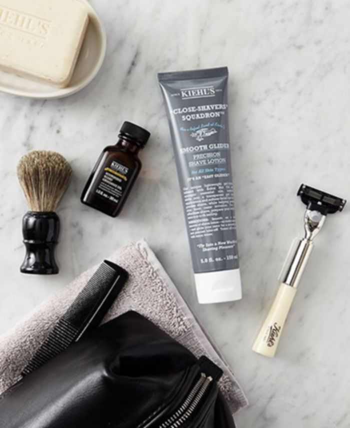 Kiehl's Since 1851 Close-Shavers Squadron Smooth Glider Precision Shave Lotion, 5-oz. & Reviews - Skin Care - Beauty - Macy's