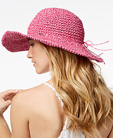 Steve Madden Packable Cowboy Floppy Hat