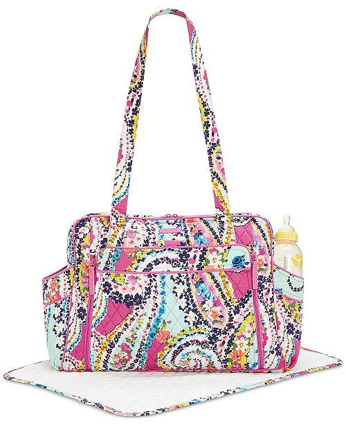 Vera Bradley Stroll Around Baby Bag   Reviews - Handbags ... 62cf04db1592c