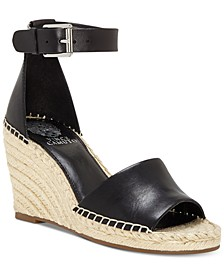 Leera Espadrille Wedge Sandals