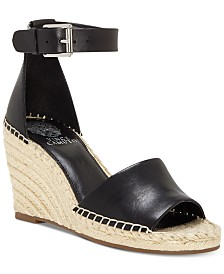 590ddb1b858666 Vince Camuto Leera Espadrille Wedge Sandals. 11 colors