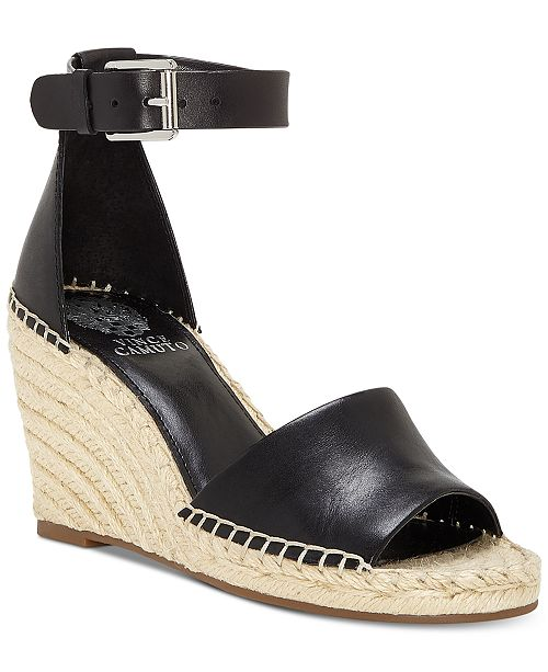 e460f38f9ee Vince Camuto Leera Espadrille Wedge Sandals   Reviews - Sandals ...