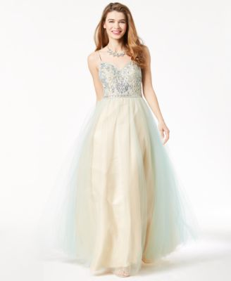 Macy's Prom Dresses for Teens