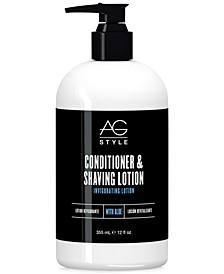 Conditioner & Shaving Lotion, 12-oz., from PUREBEAUTY Salon & Spa