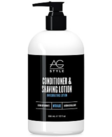 AG Hair Conditioner & Shaving Lotion, 12-oz., from PUREBEAUTY Salon & Spa