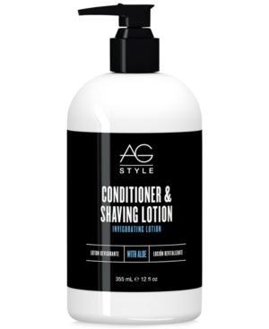 Image of Ag Hair Conditioner & Shaving Lotion, 12-oz, from Purebeauty Salon & Spa