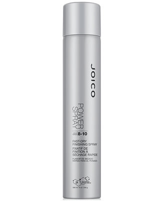 Power Spray Fast Dry Finishing Spray, 9 Oz., From Purebeauty Salon & Spa by Joico