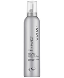 Joico JoiWhip Firm-Hold Design Foam, 10.2-oz., from PUREBEAUTY Salon & Spa