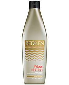 Redken Frizz Dismiss Shampoo, 10.1-oz., from PUREBEAUTY Salon & Spa