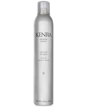 Kenra Professional Design Spray 9, 10-oz, from Purebeauty Salon & Spa