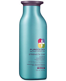 Pureology Strength Cure Shampoo, 8.5-oz., from PUREBEAUTY Salon & Spa