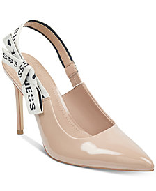 GUESS Women's Baji Pumps