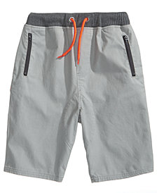 Univibe Gunther Cotton Shorts, Big Boys