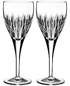 Waterford Mara Wine Glass Pair