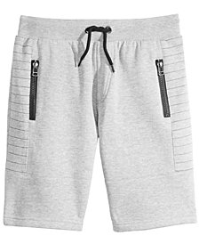 Univibe Dalton Zip-Pocket Shorts, Big Boys