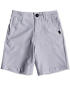 Quiksilver Union Pinstripe Amphibian Shorts, Little Boys