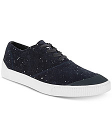 HUGO Men's Zero Suede Tennis Sneakers