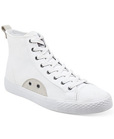 GUESS Men's Perio High-Top Sneakers