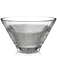 Waterford Diamond Line Large Bowl