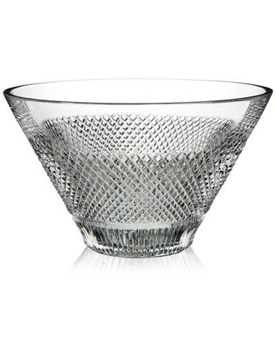 Waterford Diamond Line Large Bowl