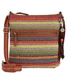 Lucia Crochet Crossbody