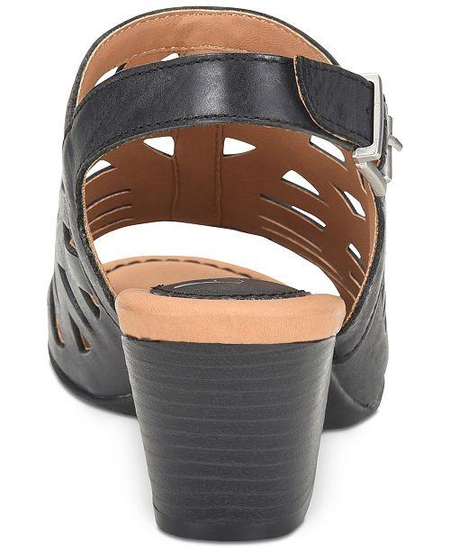 885ba7ac03ad b.o.c. Dixie Dress Sandals   Reviews - Sandals   Flip Flops - Shoes ...