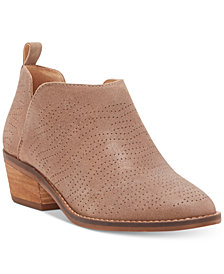 Lucky Brand Women's Fayth Ankle Boots