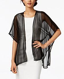 I.N.C. Bead-Trim Kimono, Created for Macy's