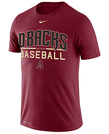 Nike Men's Arizona Diamondbacks Dry Practice T-Shirt