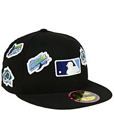 New Era Tampa Bay Rays Ultimate Patch Collection All Patches 59FIFTY Cap
