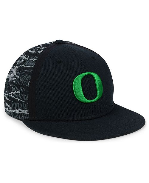wholesale dealer b1f38 fdfeb ... Nike Oregon Ducks DNA True Snapback Cap ...