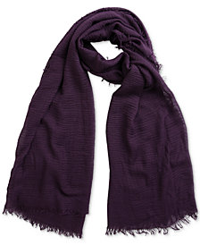 Verona Collection Fringed Scarf