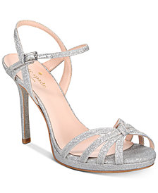kate spade new york Florence Strappy Evening Sandals